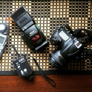 Some of gear - expensive paperweights until I get off my tail and do something with them - © Michael Warth