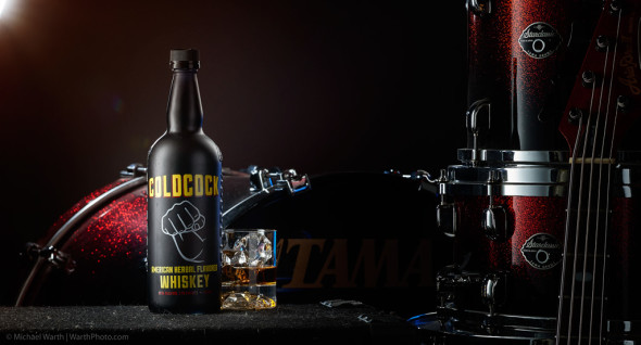 COLDCOCK ® American Herbal Whiskey - © Michael Warth